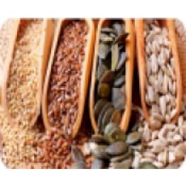 Жмых из орехов и семян